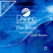 The River, Accompaniment CD   -     By: Garth Brooks