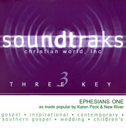 Ephesians One, Accompaniment CD   -     By: Karen Peck & New River