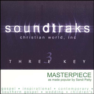 Masterpiece, Accompaniment CD   -              By: Sandi Patty