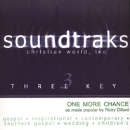 One More Chance, Accompaniment CD   -     By: Ricky Dillard