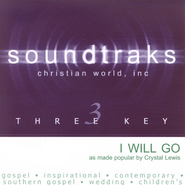 I Will Go   [Music Download] -     By: Crystal Lewis