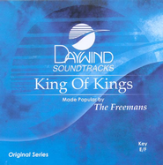 King of Kings, Accompaniment CD   -     By: The Freemans