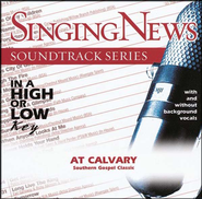 At Calvary, Accompaniment CD   -
