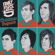 Family Force 5's Christmas Pageant CD   -     By: Family Force 5