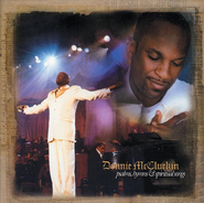 Psalms, Hymns & Spiritual Songs, Compact Disc [CD]   -     By: Donnie McClurkin