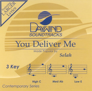 You Deliver Me, Accompaniment CD   -     By: Selah