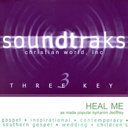 Heal Me, Accompaniment CD   -     By: Aaron*Jeoffrey
