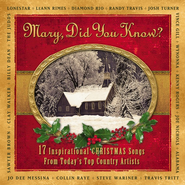 Mary, Did You Know? CD   -     By: Various Artists