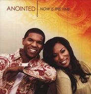 Now Is The Time, Compact Disc [CD]   -              By: Anointed