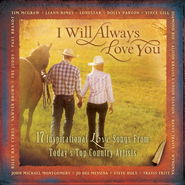 I Will Always Love You CD   -     By: Various Artists