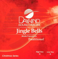 Jingle Bells, Accompaniment CD   -
