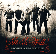 It Is Well (Expanded Edition) CD   -     By: Kutless