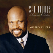 Spirituals: A Symphonic Celebration CD   -     By: Wintley Phipps