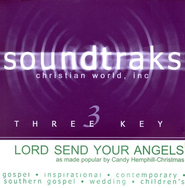 Lord Send Your Angels, Accompaniment CD   -     By: Candy Hemphill-Christmas
