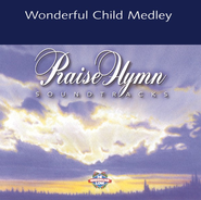 Wonderful Child Medley, Accompaniment CD   -