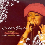 Live At The House Of Blues CD   -     By: Lisa McClendon