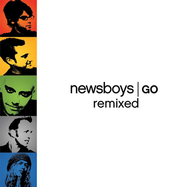 Go Remixed  CD  -              By: Newsboys