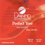 Perfect Tree, Accompaniment CD   -     By: Ray Boltz