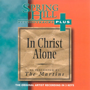In Christ Alone, Accompaniment CD   -     By: The Martins