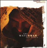 The Watchman CD   -              By: Paul Wilbur