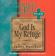 God Is My Refuge, Accompaniment CD   -              By: Janet Paschal