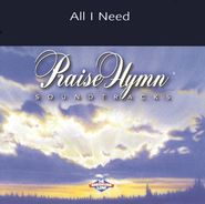 All I Need, Accompaniment CD   -     By: Bethany Dillon