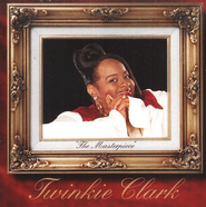 The Masterpiece CD   -     By: Twinkie Clark