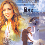 Libre, CD   -     By: Kristy Motta