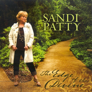 The Edge Of The Divine CD   -     By: Sandi Patty
