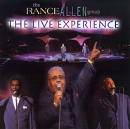 The Live Experience CD   -     By: The Rance Allen Group