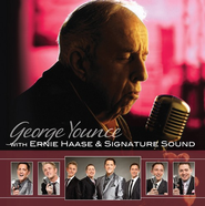 George Younce with Ernie Haase & Signature Sound CD   -