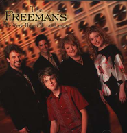 The Very Best Of... And More CD   -     By: The Freemans