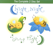 Night, Night, Sleep Tight, 2 CD Set   -