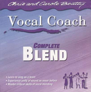 Complete Blend CD   -     By: Chris Beatty, Carole Beatty