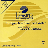 Bridge Over Troubled Water, Accompaniment CD   -     By: Simon & Garfunkel