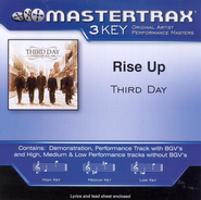 Rise Up, Accompaniment CD   -     By: Third Day