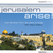 Jerusalem Arise! CD   -              By: Paul Wilbur