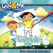 God & Me: God Made Me CD   -     By: Various Artists