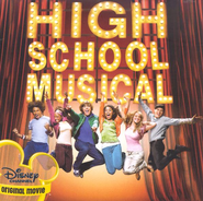 High School Musical, Original Soundtrack CD   -