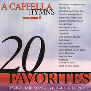 20 Acappella Hymns, Volume 1, Compact Disc [CD]   -