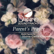 Parent's Prayer, Accompaniment CD   -     By: Wedding Music