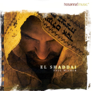El Shaddai CD   -     By: Paul Wilbur