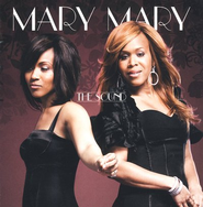 The Sound CD   -     By: Mary Mary