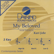 My Beloved, Accompaniment CD  -              By: Kari Jobe