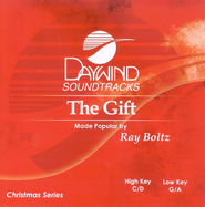 The Gift, Accompaniment CD   -     By: Ray Boltz