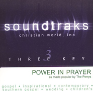 Power In Prayer, Accompaniment CD   -              By: The Perrys