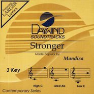 Stronger   -     By: Mandisa