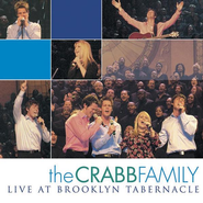 Live At Brooklyn Tabernacle CD   -              By: The Crabb Family