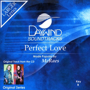 Perfect Love, Accompaniment CD   -              By: The McRaes