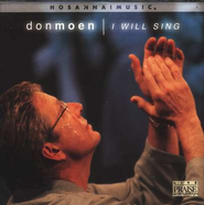 I Will Sing, Compact Disc [CD]   -     By: Don Moen